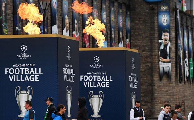Kardif prepun pred finale Lige šampiona