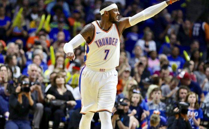 Karmelo Entoni čisti put ka vrhu liste najboljih strelaca u istoriji NBA lige