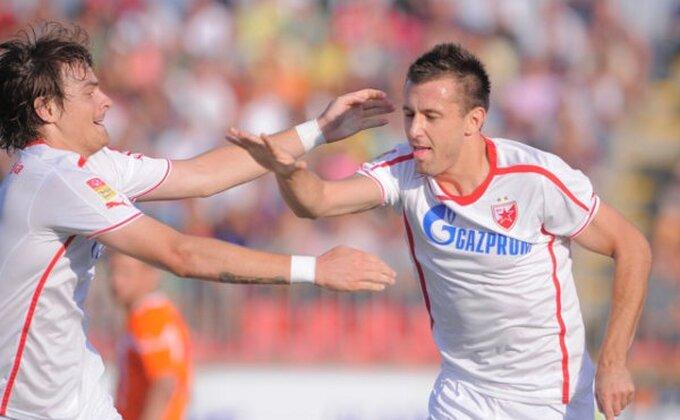 Filip Kljajić dobio novog saigrača - bvšeg fudbalera Zvezde i Napretka