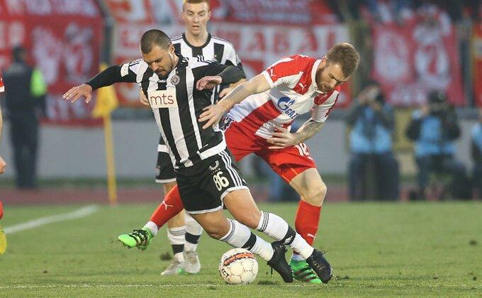 Partizan žali zbog suđenja, Zvezda stigla do 21. u nizu!