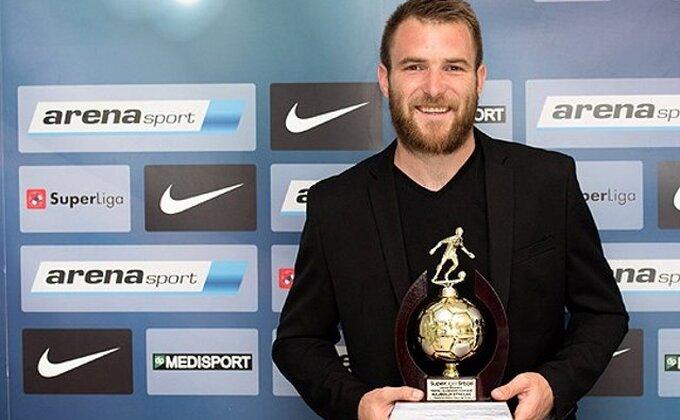 Katai primio nagradu u Kući fudbala