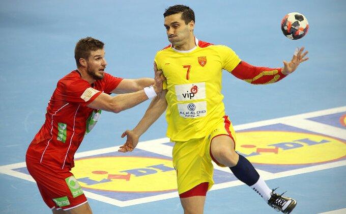 EP - Makedonci ispustili +6 pa se čupali kao protiv Srbije