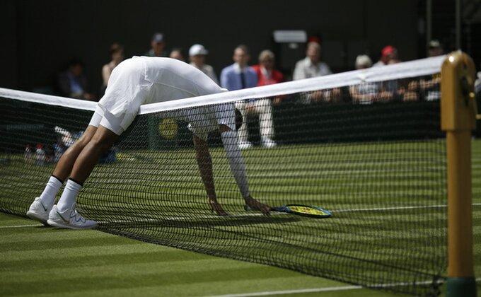 Kirjos očajnički želi da Novak danas izgubi, evo šta je poručio Federeru pred finale!