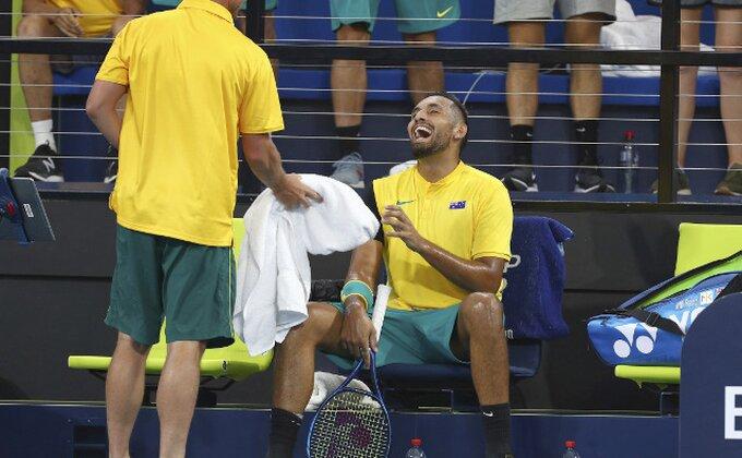 ATP kup - Australija u polufinalu nakon super tajbrejka