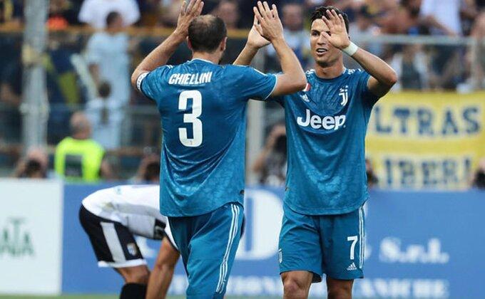 Juventusova pobeda, Ronaldova revija promašaja!