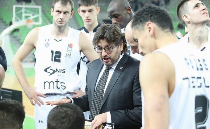 Partizan sa velikanom na turniru u Poljskoj!