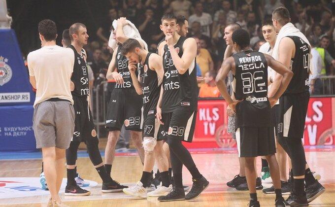 Partizan naciljao sjajnog centra!