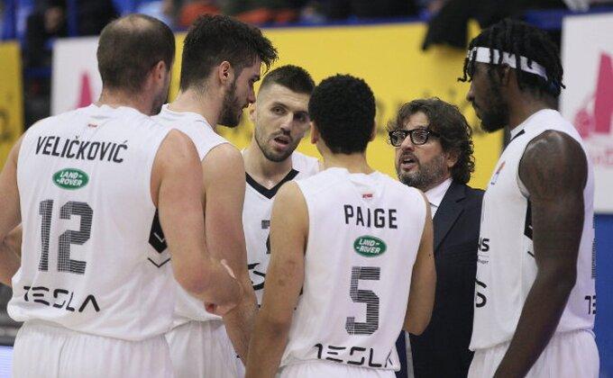 Šta ako Partizan prođe u četvrtfinale Evrokupa? Evo koji su mogući rivali!