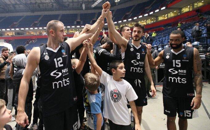 Cedevita Olimpija za 200 dinara, Partizan poslao jasnu poruku navijačima nakon Virtusa!