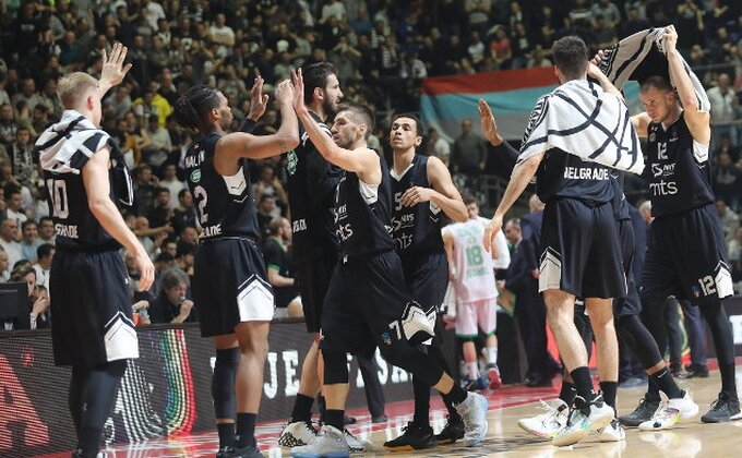 Važna poruka KK Partizan pred duel sa Trentom