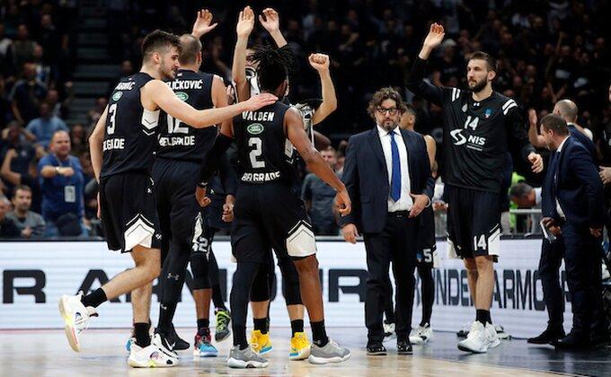 Trinkijerijeva velika želja ponovo o povratku u Partizan, ali i o crno-belima u Evroligi!