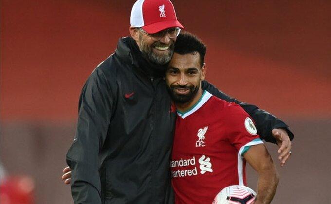Klop u četiri oka rešio problem sa Salahom