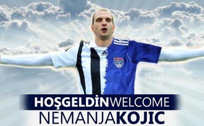 Kojić potpisao, Partizan ostao bez napadača!
