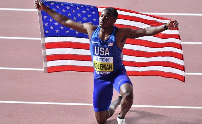 Nekad Jusa Bolt, a sad na 100 metara dominiraju Amerikanci! Kolmen prvak sveta!