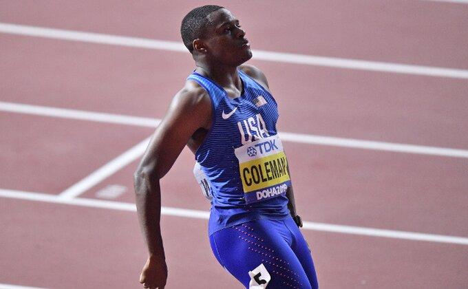 Suspendovan svetski prvak na 100 metara! Ne može ni u Tokio?!