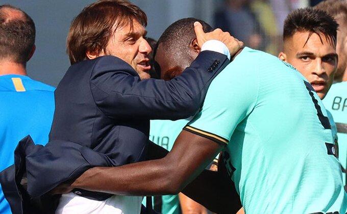 Inter 2, Mančester junajted 0!