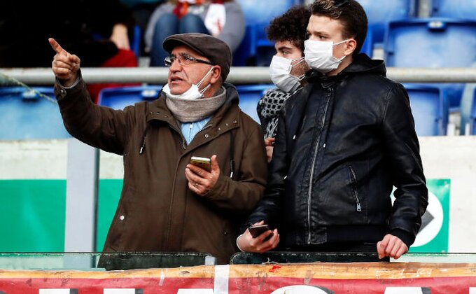 """Stanje u Italiji alarmantno, bivši reprezentativac poručuje: """"Zaustavite fudbal!"""""""