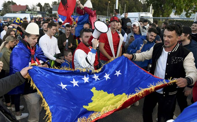Smehotresna FIFA, šta kažete na kaznu za tzv. Kosovo?