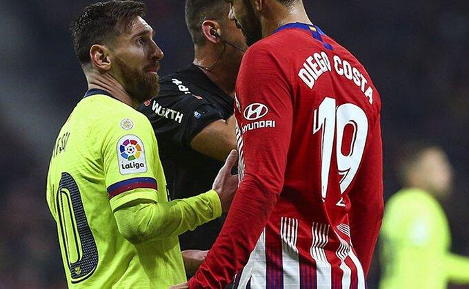 Napadač Atletiko Madrida bi mogao na operaciju?