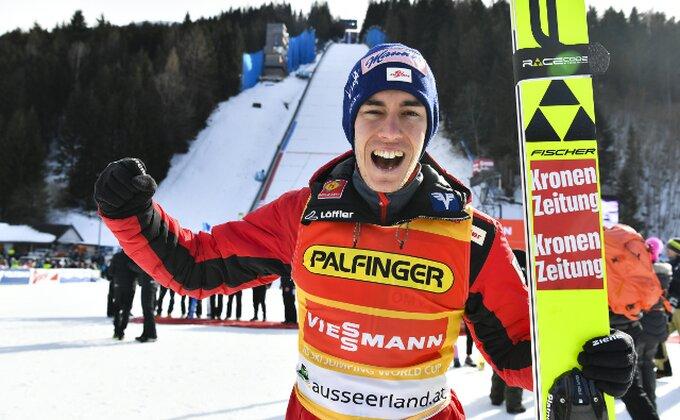 Gajger ispred Krafta u Lahtiju
