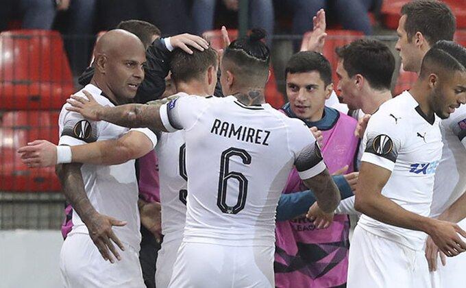 """PL Rusije: Krasnodar za dva minuta srušio """"Armejce"""" u Moskvi"""
