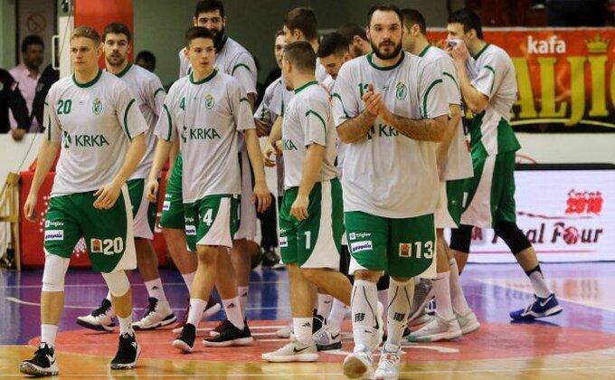 ABA liga - Šok u Novom Mestu, Krka porazila šampiona!