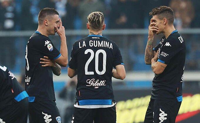 """Copy Empoli, paste Milan - """"Rosoneri"""" rešili sredinu terena?"""
