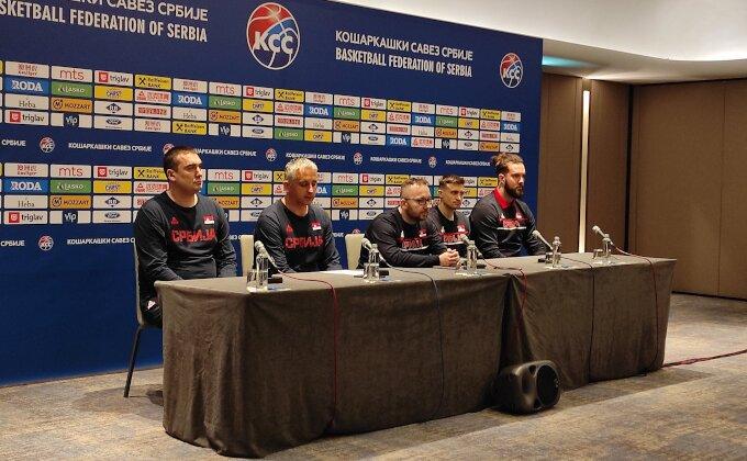 """""""Orlovima"""" stiglo pojačanje iz Zvezde, Micić i Gudurić samo protiv Švajcarske, Gruziju propušta i selektor!"""