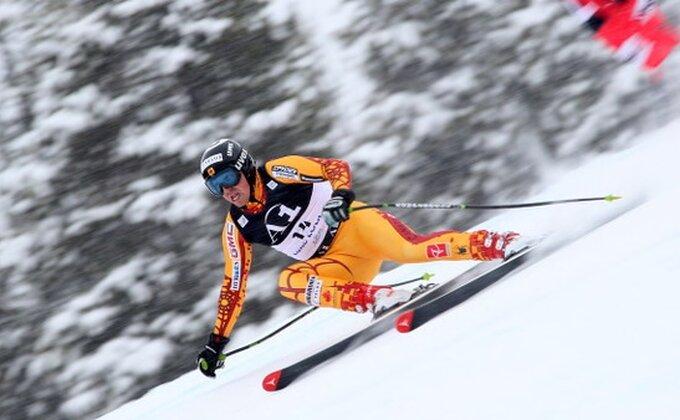 Otkazan slalom u Zagrebu