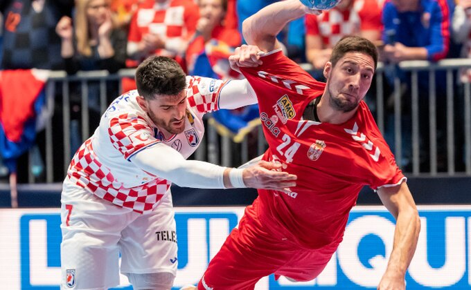 Uzalud smo se nadali, Hrvati dodali gas - Srbija 0 od 3!