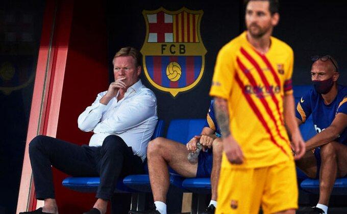 Prvi susret Kumana i Mesija - trener Barselone otkrio u kakvom je stanju zatekao Argentinca