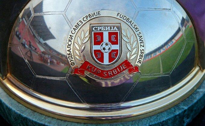 Ovo su učesnici 1/8 finala Kupa Srbije!