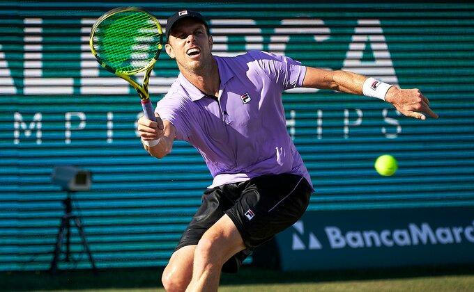 Kveri na Medvedeva za titulu na Majorki