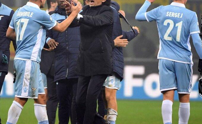 Lacio kažnjen za promašaje, Milan izvukao bod u Rimu!