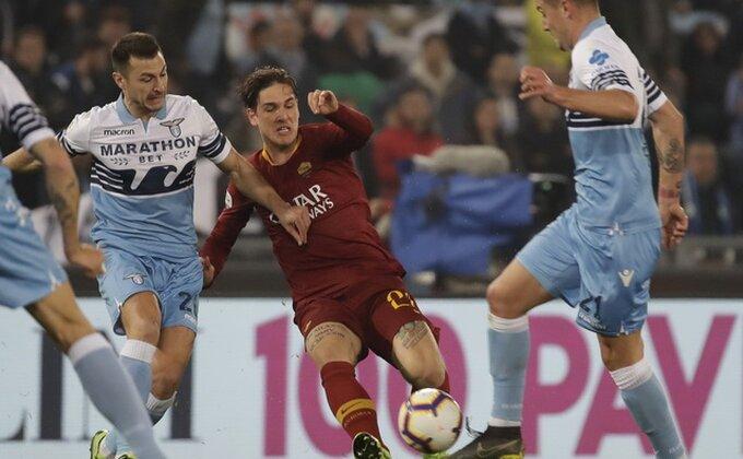 Lacio razbio Romu, Kolarov ne veruje zbog čega je ''pocrveneo''!