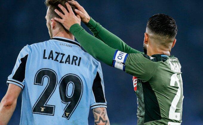 Loše vesti za Lacio, suspendovan važan fudbaler!