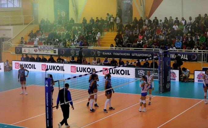 Odbojkašice Železničara iz Lajkovca nove šampionke Srbije