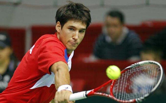 Srbija Open: Lajović dobio protivnika, Harison ispao