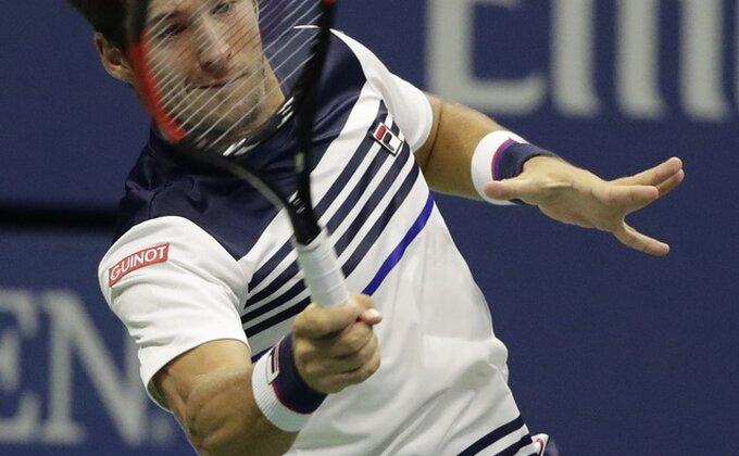 US Open - Sjajan set Lajovića, nedovoljno protiv Nadala