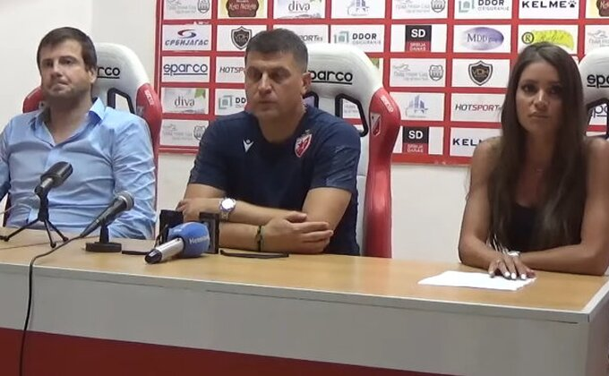 Lalatović: ''Znali smo ko će igrati za Zvezdu, da će se Vukanović izvlačiti na kontra nogu...''