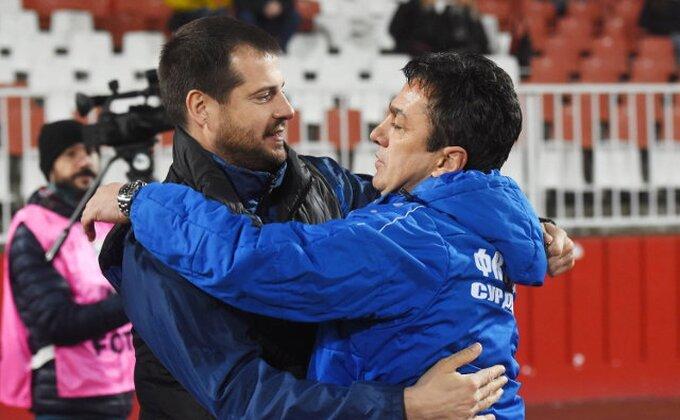 Lalatović potkačio Lazetića i poručio: ''Zaslužujemo da budemo vicešampioni Srbije''