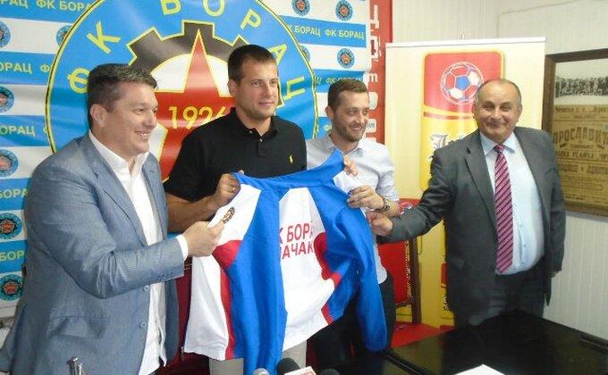 Lalatovićev Borac za petama Partizanu!