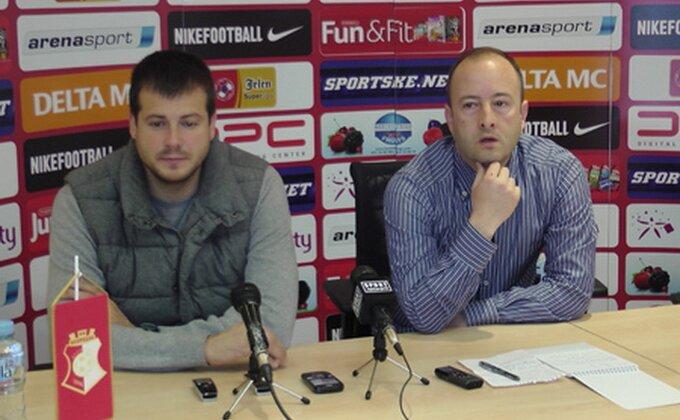 Lalatović: ''Svim snagama na Partizan''