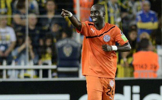 Lamin Dijara - dva gola u prvih pet minuta!