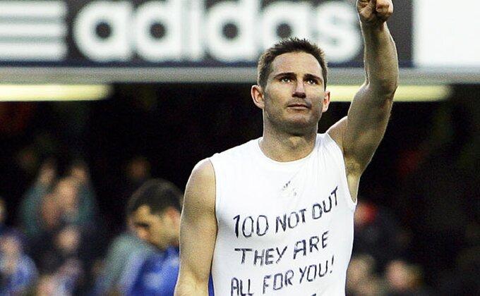 Dok čeka novi posao, Lampard dobio priznanje
