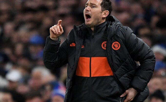 """Lampard ponosan - """"Radna etika i lideri presudili!"""""""
