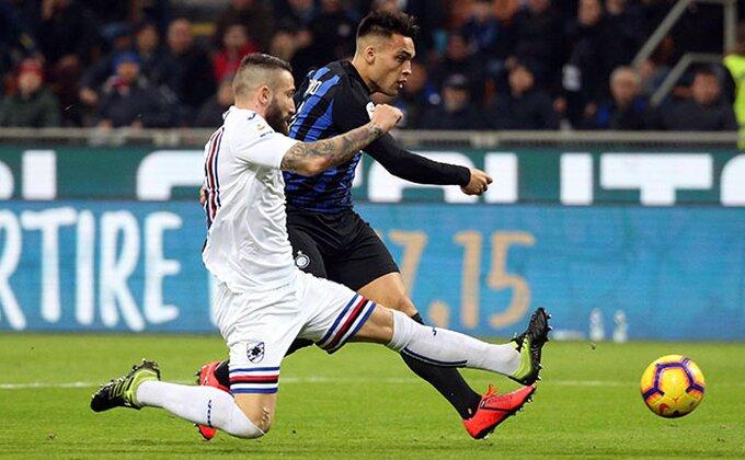 Kakvi Ikardi i Lukaku, navijači Intera ne moraju da brinu za napadača!