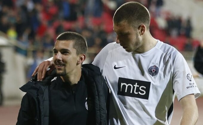 Partizan: ''Da li vam se dopada naš Robin?''