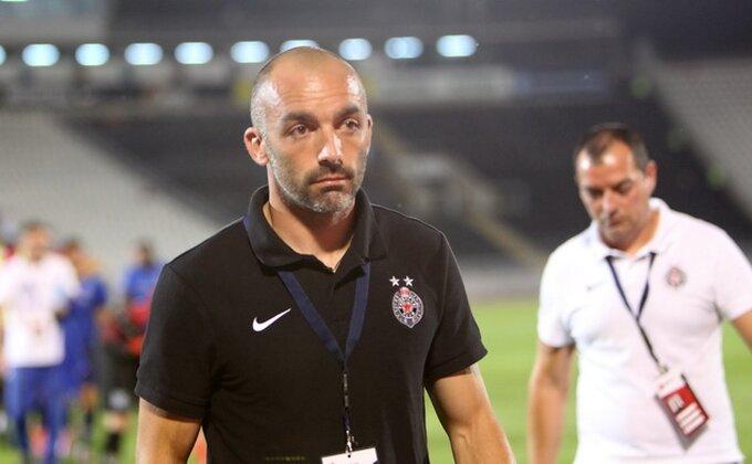 Da li je Mirković ''suflirao'' Lazetiću? Milovanović: ''Partizan nije stvorio izrazite šanse''