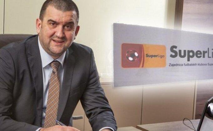 Zajednica superligaša dobila novog predsednika